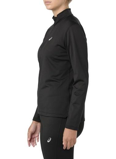Asics Tişört Siyah
